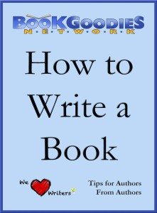 tips on writing a book from authors anonymous
