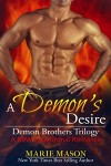 Featured Book: A Demon's Desire by Marie Mason