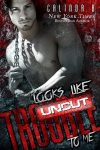 Featured Book: Looks Like Trouble to Me UNCUT by Calinda B