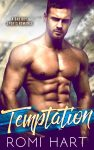 Temptation: A Bad Boy Sports Romance by Romi Hart