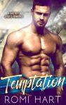 Temptation: A Bad Boy Sports Romance by Romi Hart